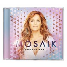 Audio CD »Andrea Berg: Mosaik (Jewelcase)«