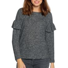 Mavi Pullover in grau für Damen