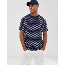 Tommy Jeans - T-Shirt mit Firmenlogo - Schwarz