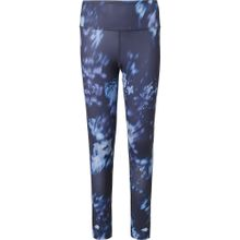 ODLO Leggings 'Light AOP' taubenblau / hellblau
