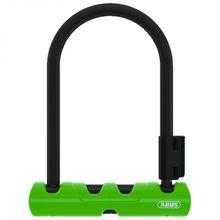 ABUS - Ultra Mini 410 - Fahrradschloss Gr 140 mm schwarz/grün