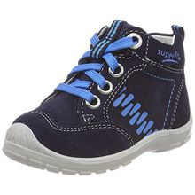 Superfit Baby Jungen Softtippo Sneaker, Blau (Ocean Kombi), 20 EU