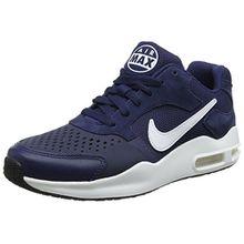 Nike Unisex-Kinder Air Max Guile (GS) Sneaker, Blau (Midnight Navy/White), 35.5 EU