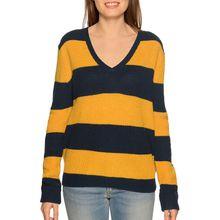 Tommy Jeans Pullover in gelb für Damen