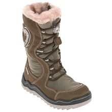 Elefanten Thermoboots - FROSTY rosa