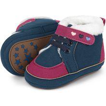 Sterntaler Baby-Schuh - Herzchen