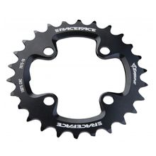 Race Face - Chainring Turbine 11-Speed 4-Bolt 64mm - Kettenblatt Gr 28 Zähne schwarz