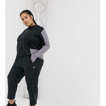 Nike Plus - Running Essential - Schwarze Hose - Schwarz