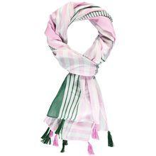 Gerry Weber Schal Schal mit grafischen Muster mehrfarbig Damen