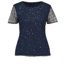 TAIFUN T-Shirt nachtblau
