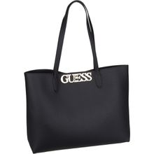 Guess Handtasche Uptown Chic Barcelona Tote Black