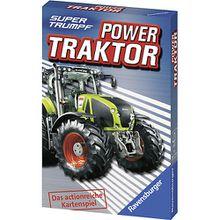 Super-Trumpf 32 Blatt, Power Traktor