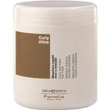 Fanola Haarpflege Curly Shine Curly Shine Maske 1000 ml