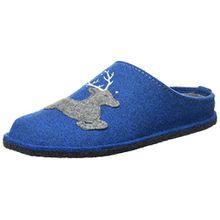 ara Damen Cosy Pantoffeln, Blau (Royal), 42 EU