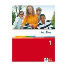 Buch - Red Line: Schülerbuch Bd.1