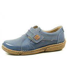 Josef Seibel Neele 16 85120-97513-680 Schuhe Slipper Damen Halbschuhe Sneaker , Schuhgröße:40;Farbe:Blau