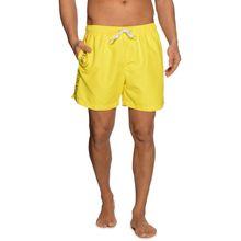 Calvin Klein Badeshorts in gelb für Herren