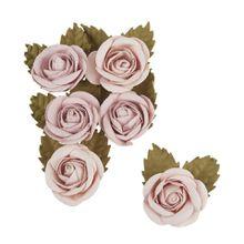 "Papierblumen ""Rosé"""