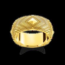 Thomas Sabo Ring gelbgoldfarben TR2127-413-39-50