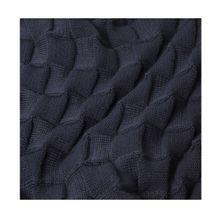 Curly Schal 170x80 blau
