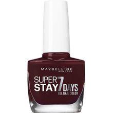 MAYBELLINE NEW YORK Nagellack »Superstay 7 Days«