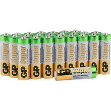 Super Alkaline Batterie Multipack AA, Mignon, LR 06 (24er Pack)