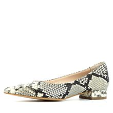 EVITA Damen Pumps FRANCA Klassische Pumps grau Damen