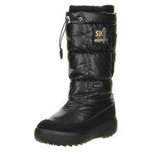 Vista Damen Winterstiefel Snowboots (11-12452) schwarz schwarz Damen