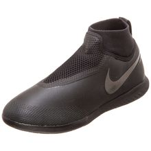 Nike Performance Nike React Phantom Vision Pro DF IC Fußballschuh grau/rot Herren