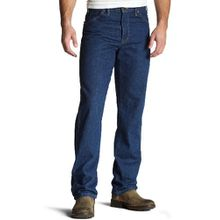 Dickies Men's Regular Fit 5-Pocket Rigid Jean, Indigo Blue, 34x34