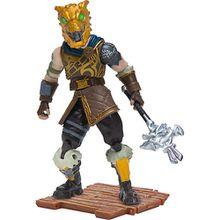 FORTNITE - Solo Mode Figur Battle Hound, 10 cm gold-kombi
