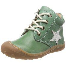 Bisgaard Unisex Baby Lauflerner Sneaker, Grün (Green), 23 EU