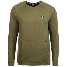 Nike Sportswear Nike Optic Fleece Sweatshirt Herren grün Herren
