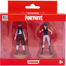 Fortnite Figur Stempel 2er Serie 2
