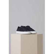CLOSED Velours Sneaker dark night