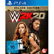 WWE 2K20 - Deluxe Edition PlayStation 4