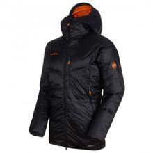 Mammut - Eigerjoch Pro In Hooded Jacket - Daunenjacke Gr L;M;S;XL;XXL blau;schwarz