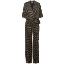 By Malene Birger Verzierter Wickel-Jumpsuit Zhou