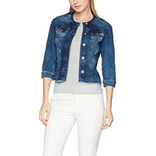 Betty Barclay Damen Blazer 5070/2375, Blau (Middle/Blue/Denim 8619), 36