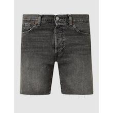 Jeansshorts aus Baumwolle Modell '501'