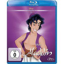 BLU-RAY Meisterwerke - Aladdin Hörbuch
