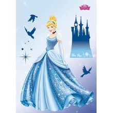 """Komar Deco-Sticker """"Princess Dream"""""""