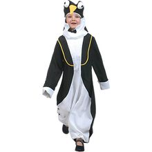Kostüm Pinguin Overall, 2-tlg.
