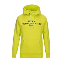 Peak Performance - Original Herren Hoodie (gelb) - XL