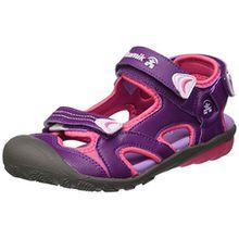 Kamik Beluga, Unisex-Kinder Geschlossene Sandalen, Violett (Purple/PU3), 36 EU(3.5 UK/4 US)