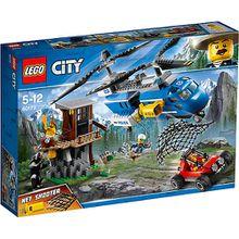 LEGO 60173 City: Festnahme in den Bergen