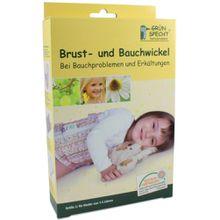 Grünspecht Brust-/Bauchwickel