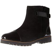 Remonte Damen D0171 Chelsea Boots, Schwarz (Schwarz/Schwarz/Schwarz), 42 EU