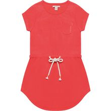 ESPRIT Kinder Jerseykleid hellrot