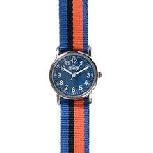 Kinder Armbanduhr blau